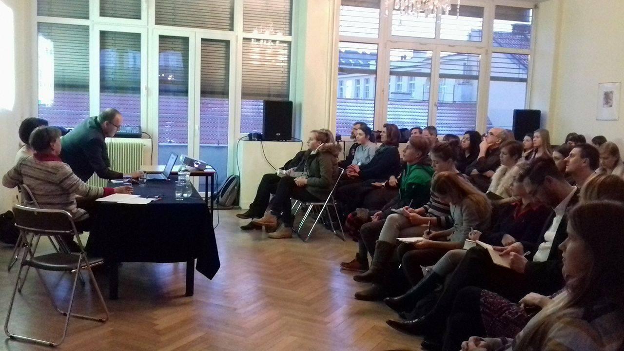 Proběhla informační schůzka pro zájemce o studium v Českých sekcí
