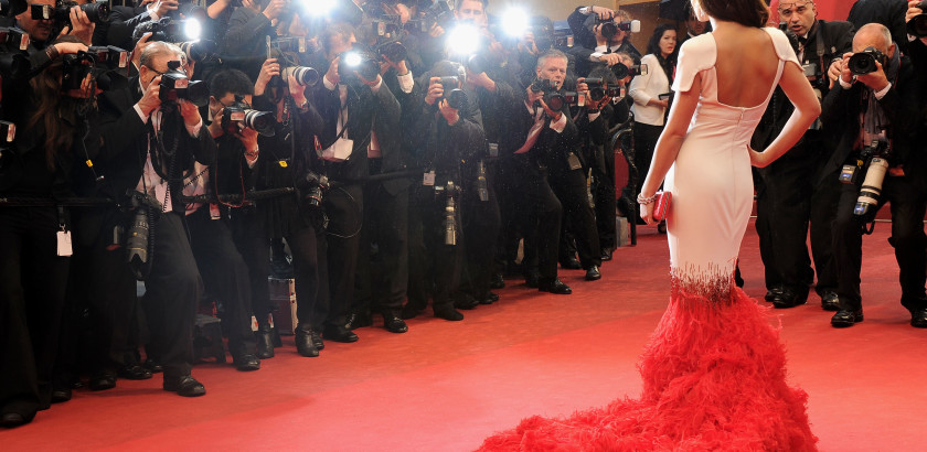 """CANNES, FRANCE - MAY 20:  Singer Cheryl Cole attend the """"Amour"""" Premiere during the 65th Annual Cannes Film Festival at Palais des Festivals on May 20, 2012 in Cannes, France.  (Photo by Pascal Le Segretain/Getty Images)"""