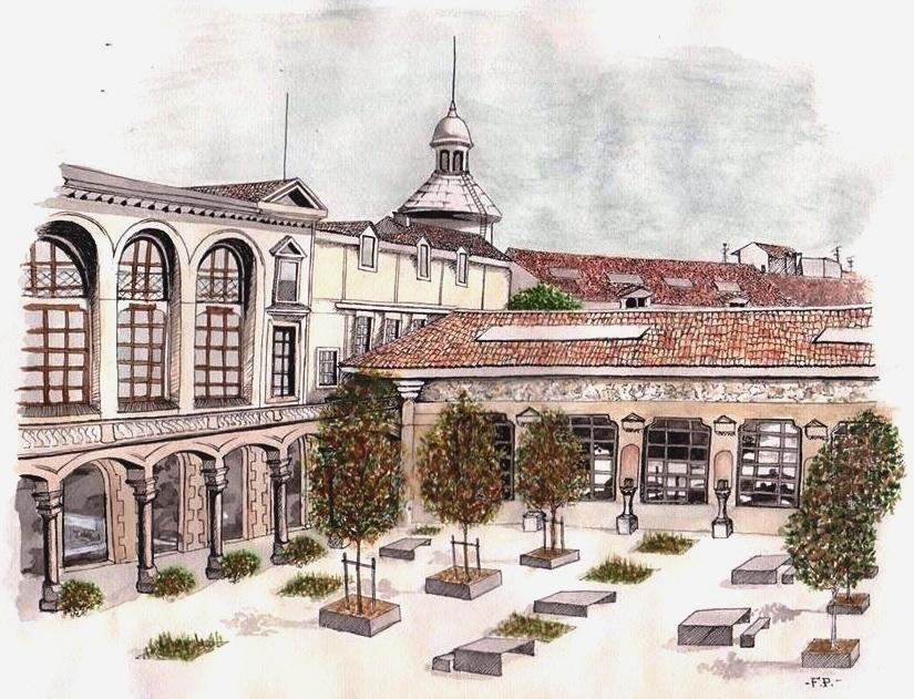 Lycée Alphonse Daudet de Nîmes