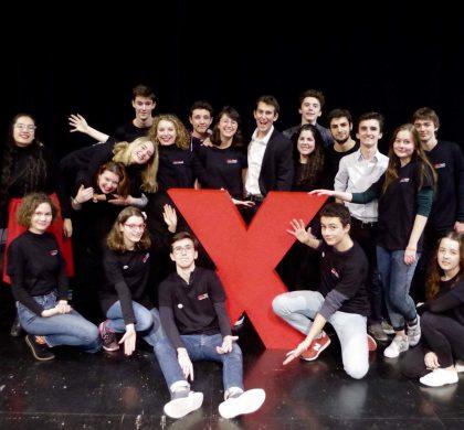 TEDx na lyceu Alphonse Daudeta v Nîmes