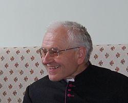 Jan Peňáz (Dijon 1967–1970) děkuje Francii