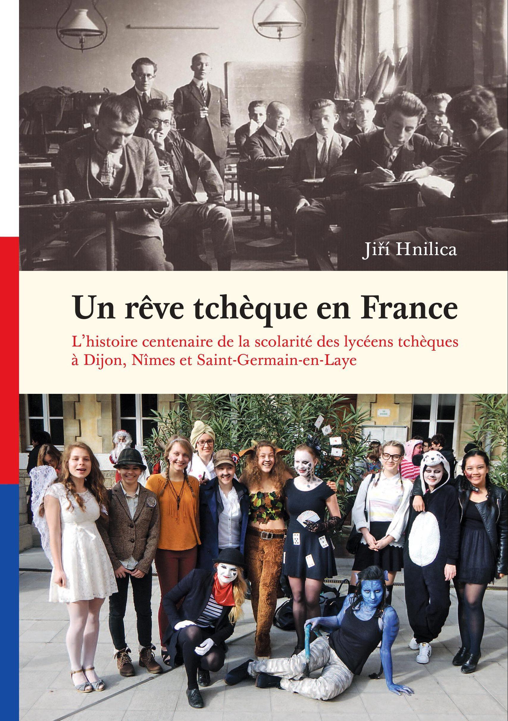Vychází kniha o českých sekcích Un rêve tchèque en France