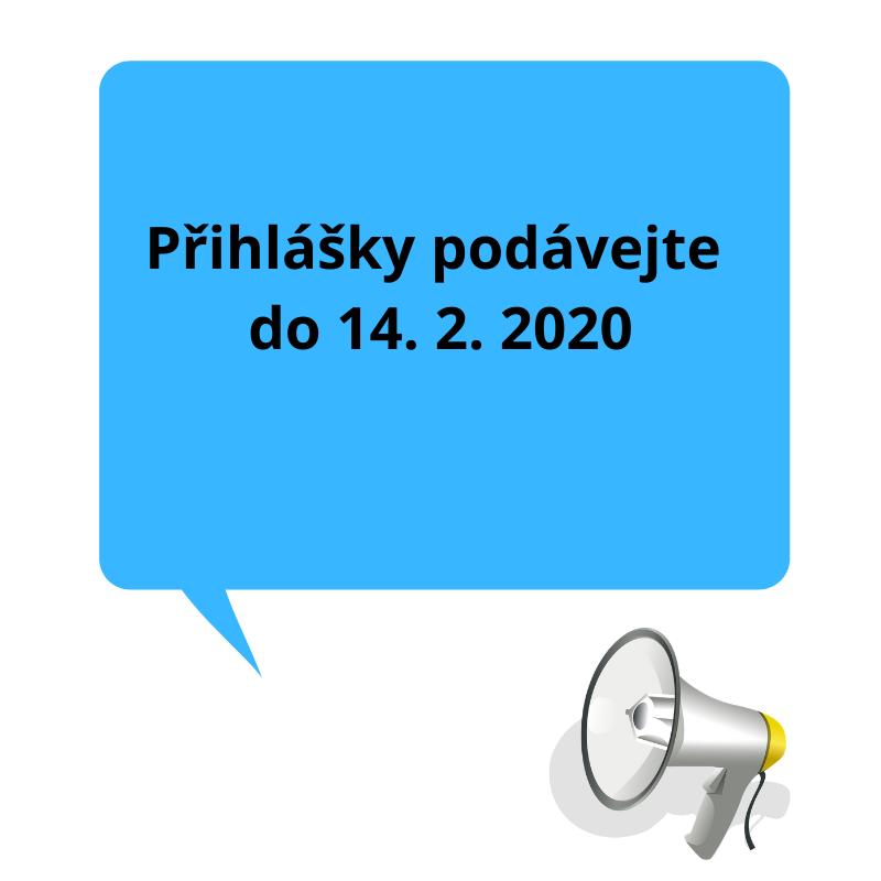 Přijímací řízení pro školní rok 2020/2021