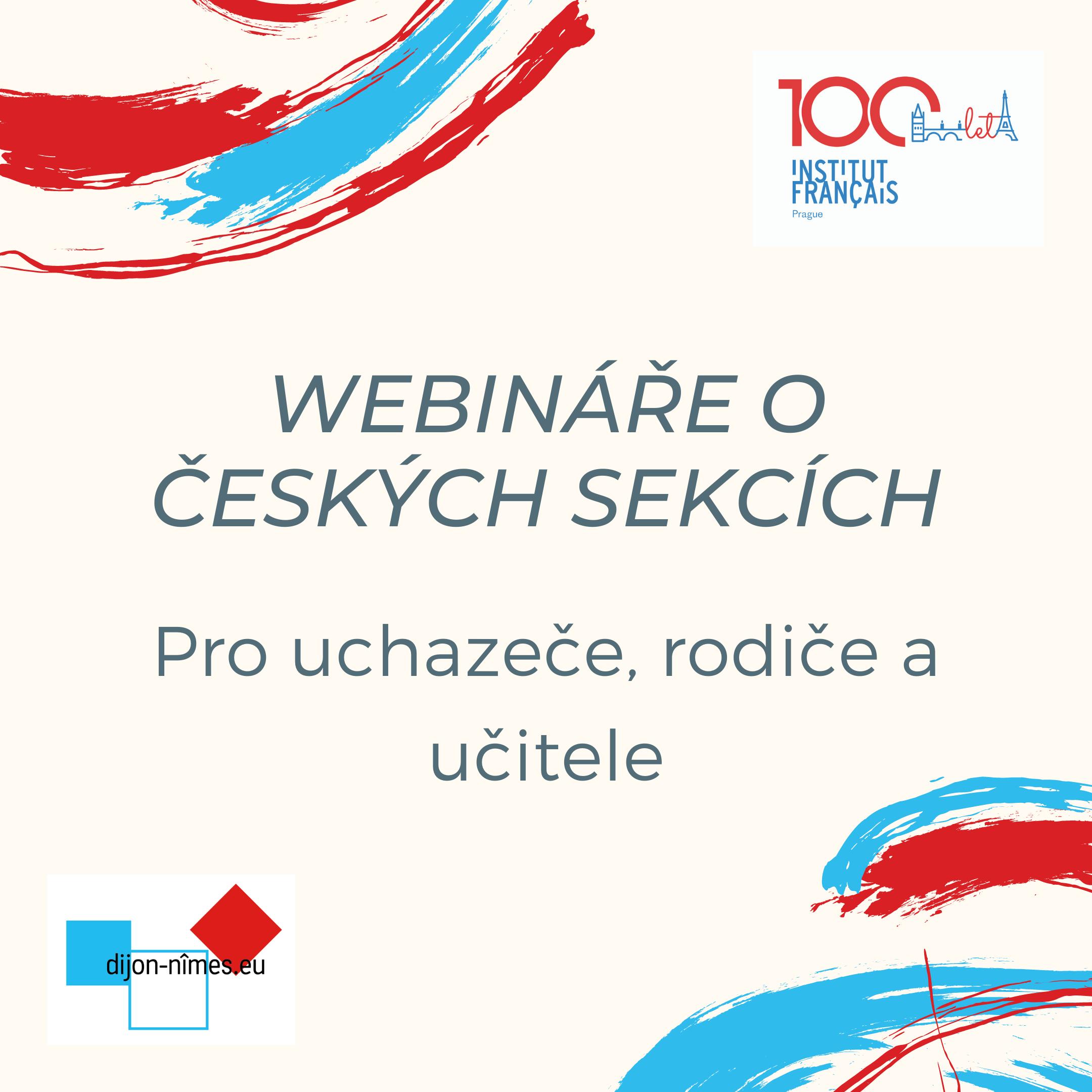On-line prezentace pro uchazeče